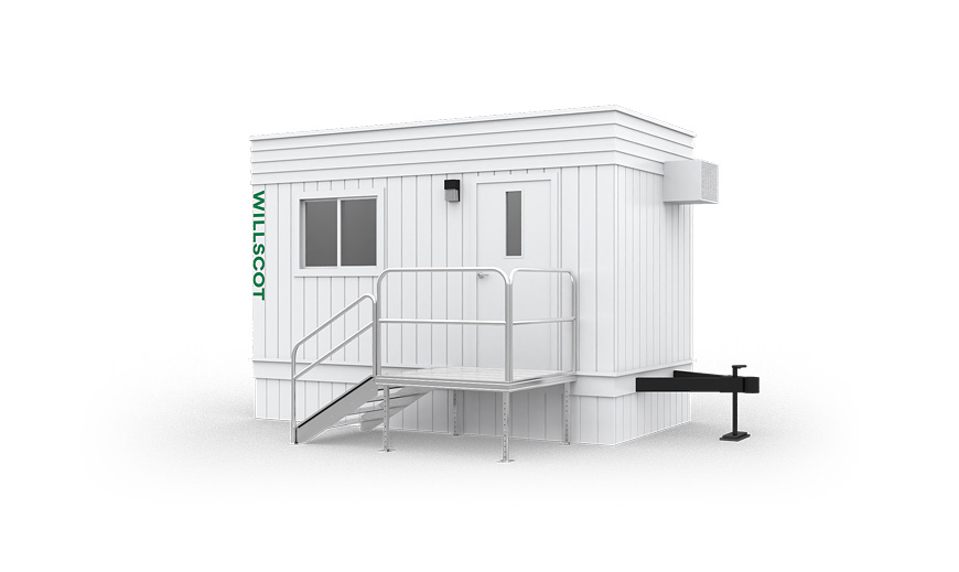 8 X 16 Office Trailers Willscot Of Canada