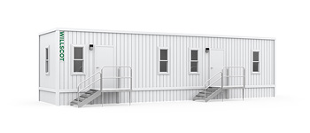 Rent Office Trailers and Portable Offices from WillScot of