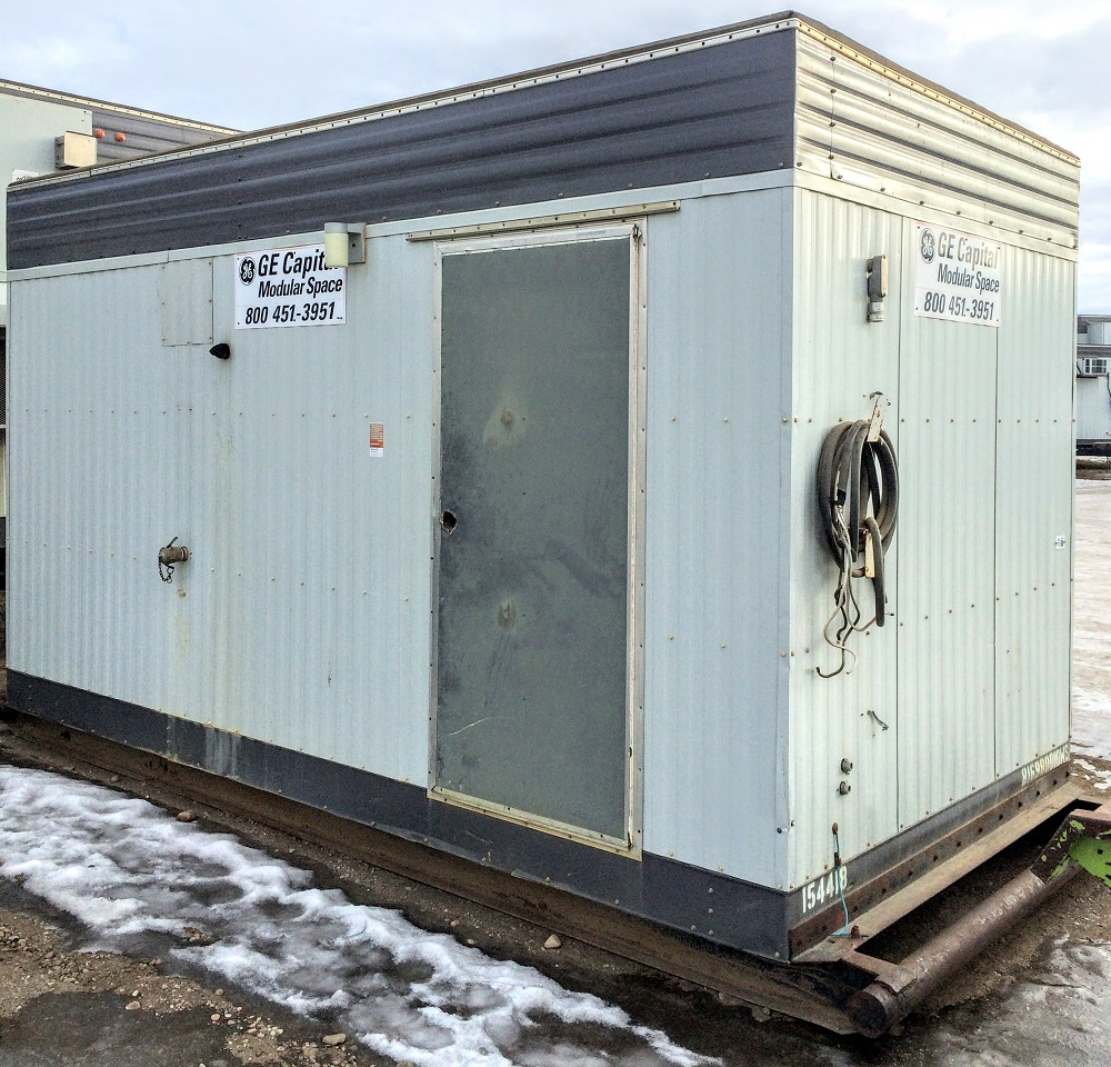 Used mobile water storage building for sale in Edmonton Ab ...