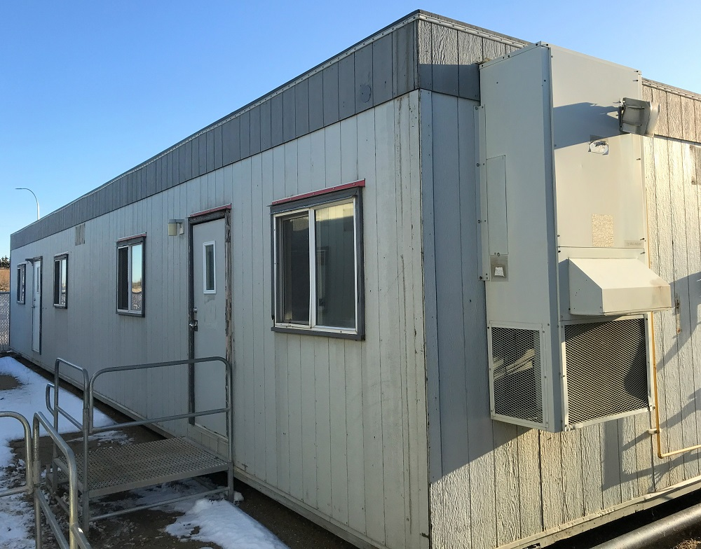 Used mobile office for sale in Edmonton Ab MDS-154537-1