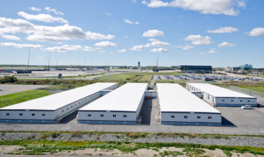 Bombardier Facilities