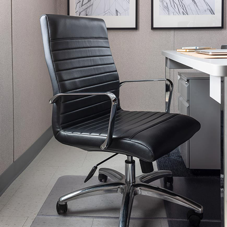 executive chair included in office packages